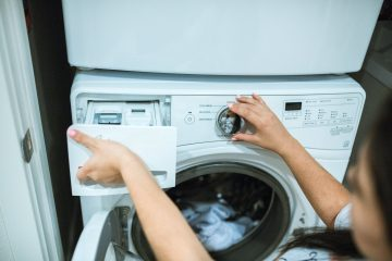 Roest uit kleding halen
